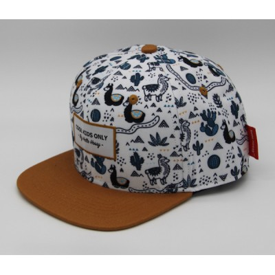 Casquette Hello Hossy Lama 3/6 Ans