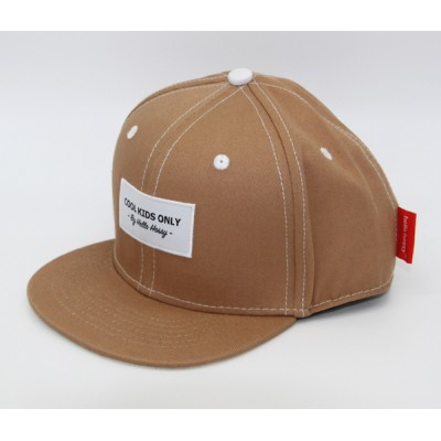 Casquette Hello Hossy Brown 9/24 Mois