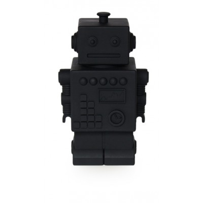 Tirelie Robot Black
