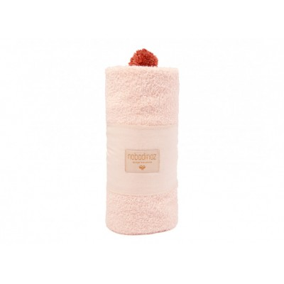 Cape de bain bébé So Cute Pink