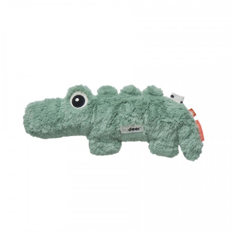 Doudou Croco Green