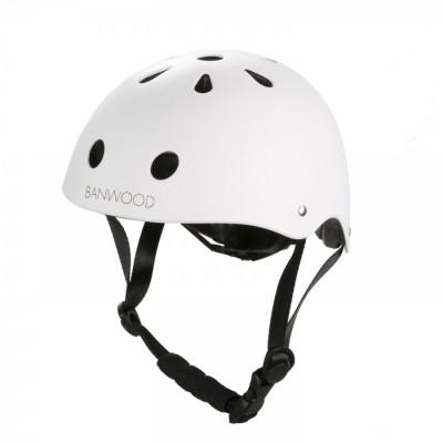 Casque Vélo Blanc