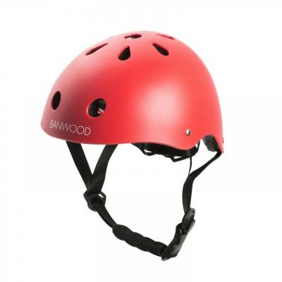 Casque Vélo Matte Red
