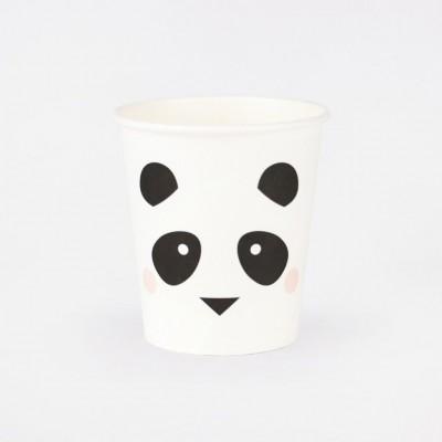 Gobelets Mini Panda