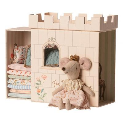 Chateau et Princesse