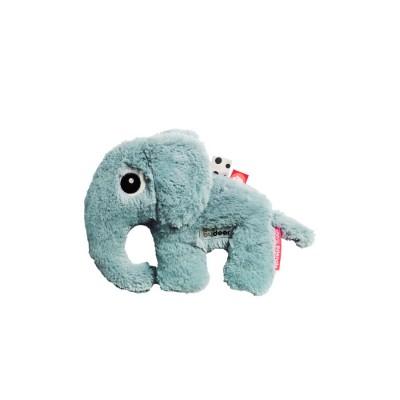 Doudou Elephant Blue