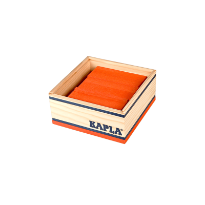 COFFRET 40 KAPLA ORANGE