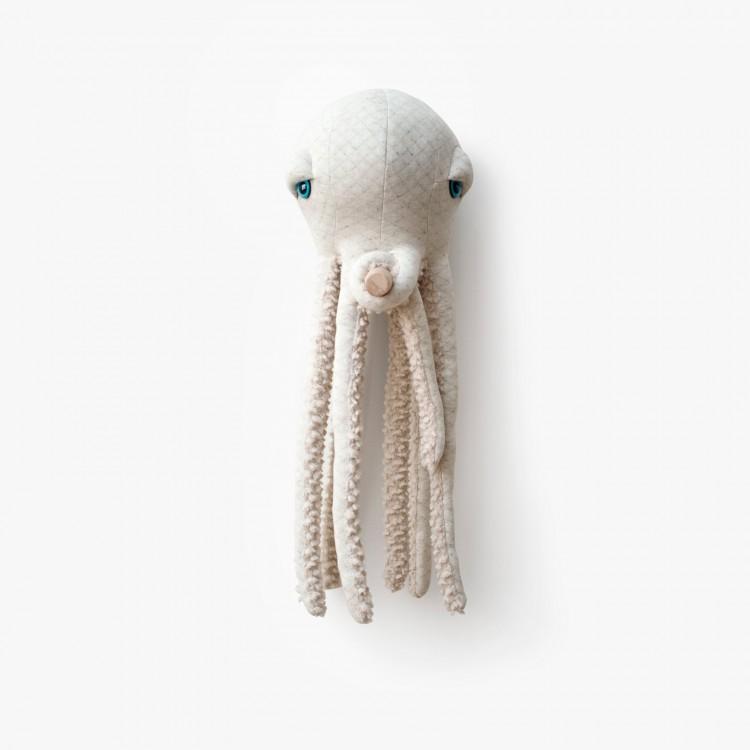 Petite Pieuvre Albino BIGSTUFFED