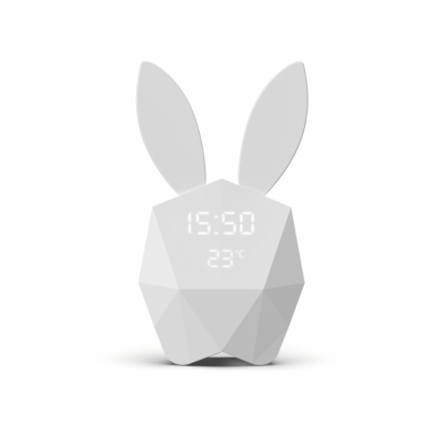Cutie Clock Connect Reveil White