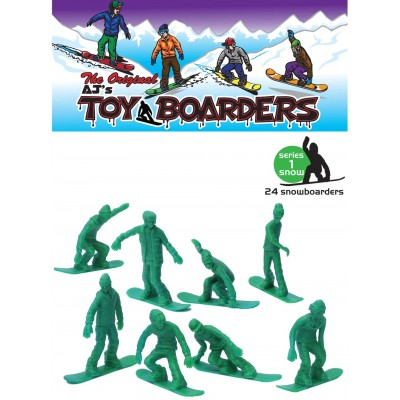 24 Snowboarders