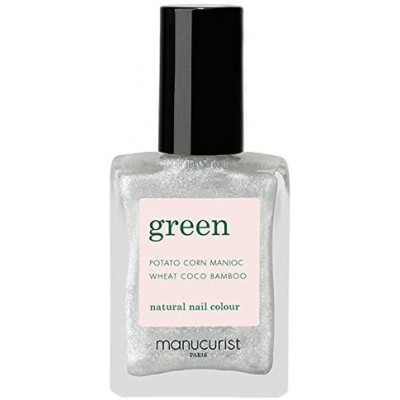 Vernis Green - Diamond Argent