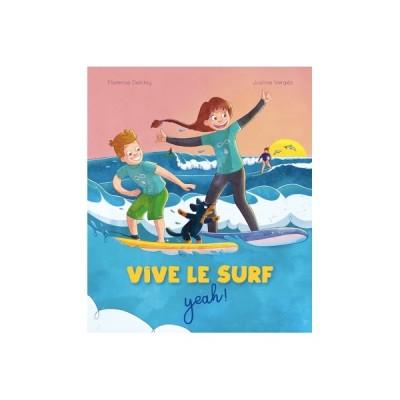 Livre Vive Le Surf