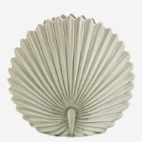 Vase Feuille Cream