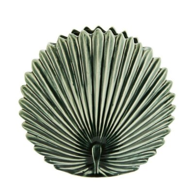 Vase Feuille Green