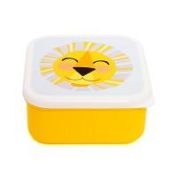 Lunch Box Lion Set de 3