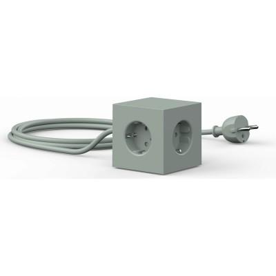 Bloc Multiprise Cube Design Green