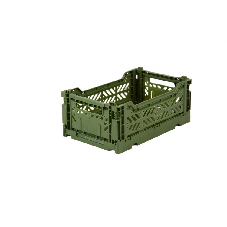 Caisse de rangement Mini Khaki