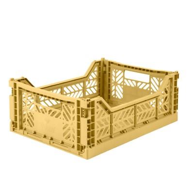 Caisse de rangement Midi Gold