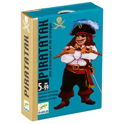 Jeu de cartes –Piratatak