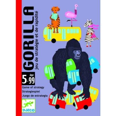 Jeu de cartes – Gorilla
