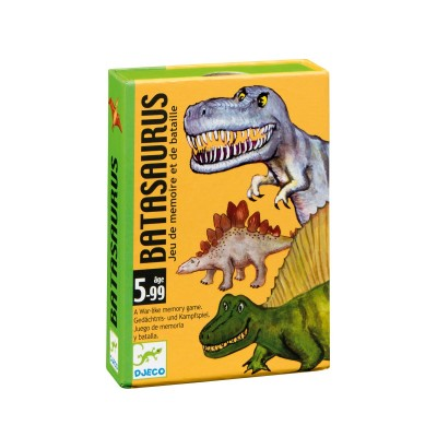 Jeu de cartes – Batasaurus
