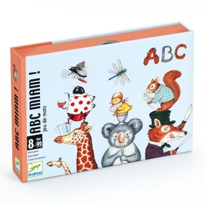 Jeu de cartes – ABC Miam