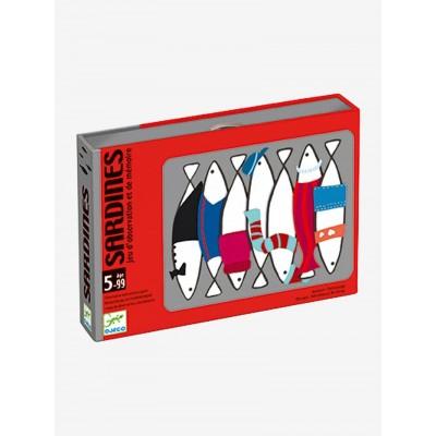 Jeu de cartes – Sardines