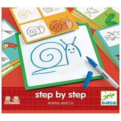 Eduludo Step by Step