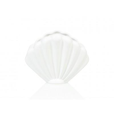 Vase Shell White Large