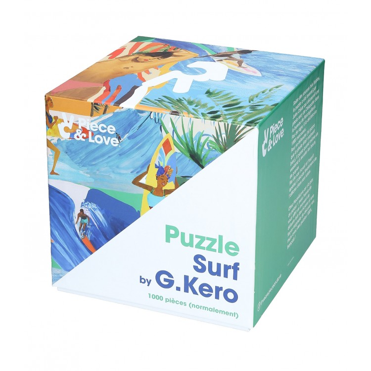 Puzzle Surf by G.Kero