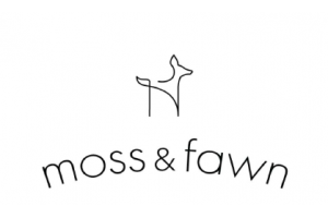 moss and fawn